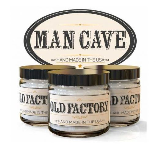 Man Candle Scents