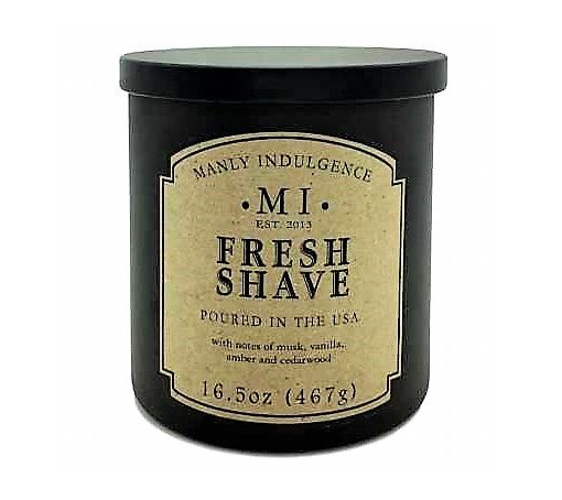 Manly Indulgence Candles